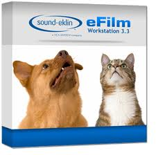 Efilm Workstation 3.3 - For CT and X-Ray