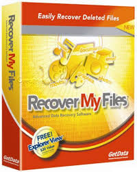 GetData Recover My Files Professional V5.2.1