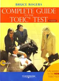 Bruce Rogers THOMSON Complete Guide to the TOEIC Test 3rd Edition (Ebook-Audio)