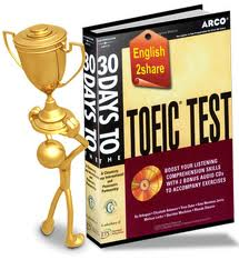 30 Days To The Toeic Test (Book + Audio)
