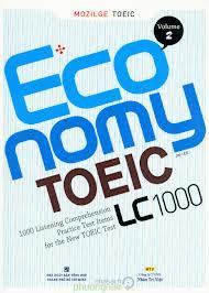 Economy Toeic LC 1000 Vol2