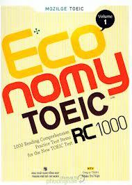 Economy Toeic RC 1000 Vol1