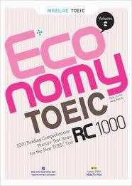 Economy Toeic RC 1000 Vol2