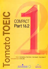 Tomato Toeic Compact Part 1-2 (Book+Audio)