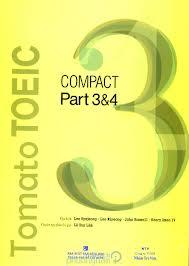 Tomato Toeic Compact Part 3-4 (Book+Audio)