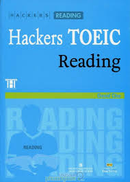 Hacker Toeic Reading-David Cho (Ebook)