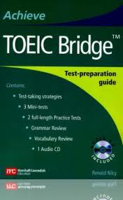 TOEIC Bridge Test Preparation Guide (Ebook+Audio)