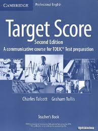 Target Score Teacher Book Toeic (Ebook)