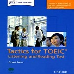 Tactics for Toeic Listening and Reading Tests (Full Ebook+Audio)
