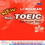 Longman New Real Toeic Full Actual Test