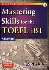 Mastering Skills for TOEFL iBT Advanced - Speaking 2nd Edition (Ebook+Audio)