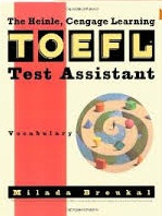 The Heinle and Heinle Toefl Test Assistant - Vocabulary