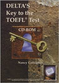Delta Key to the TOEFL Test (CD-Rom+Book)