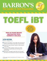 Barron TOEFL iBT 14th Edition 2014 Test CD ROM