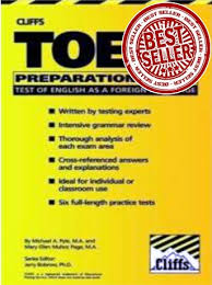 Cliffs Preparation for the Toefl PBT Tests 1997-1998 (Ebook+audio)