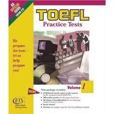 TOEFL Test Preparation KIT Volume 1