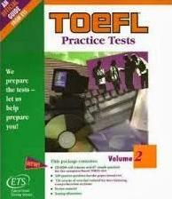 TOEFL Test Preparation KIT Volume 2 (TOEFL Practice Tests Volume 2)