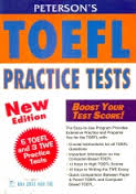 Peterson TOEFL PBT Practice Test (Ebook+Audio)