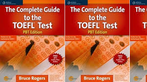 The Complete Guide to the TOEFL Test - PBT Edition Bruce Rogers (Ebook+Audio)