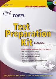 Toefl Test Preparation KIT Workbook (Ebook+Audio)