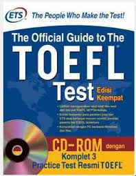 The Official Guide to the TOEFL Test 4th Edition (Ebook+CD-ROM)