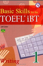 Basic Skills for the TOEFL iBT 1 - Writing (Ebook+Audio)