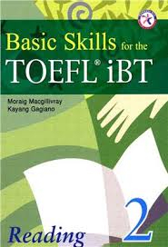 Basic Skills for the TOEFL iBT 2 - Reading (Ebook)