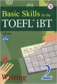 Basic Skills for the TOEFL iBT 2 - Writing (Audio)