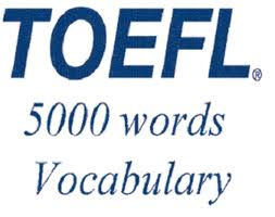 5000 Typical Words For Toefl And Ielts