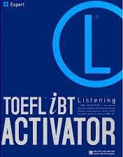 TOEFL iBT Activator Listening Expert (Audio)