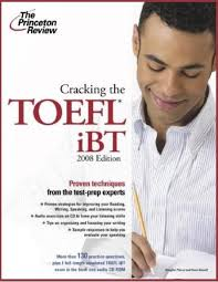 Cracking the TOEFL iBT 2008 Edition (Ebook)