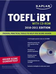 Kaplan TOEFL iBT 2010-2011 with CD-ROM - 4th Edition
