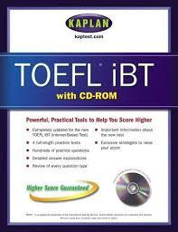 KAPLAN TOEFL IBT CD1-CD2