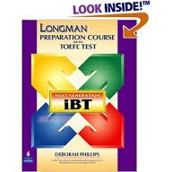 Longman Preparation For Toefl IBT