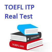 TOEFL ITP Real Actual Test 1995-2005
