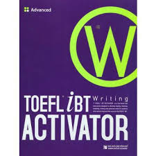 TOEFL IBT Activator Advanced Writing (Software)