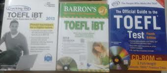 Cambridge Review TOEFL Computer Adaptive Test Prep