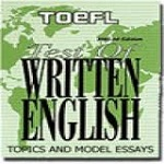 700 Essay For Writing Toefl