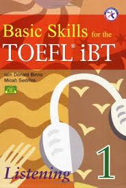 Basic Skills for the TOEFL iBT 1 Listening (Ebook+Audio)