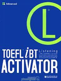 TOEFL iBT Activator Listening Advanced (Tapescripts+Keys+Audio)