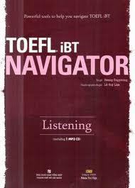 TOEFL iBT Navigator Listening (Audio)