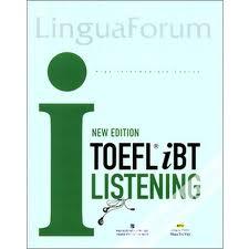 LinguaForum Toefl iBT i - Listening (04 CD Audio)