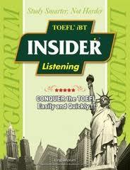 TOEFL iBT Insider Listening (03 CD Audio)