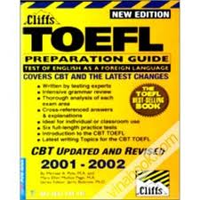 Cliffs Toefl Preparation Guide (Ebook+Audio)