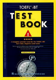 TOEFL iBT Test Book 1