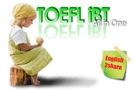 Toefl IBT Full Infomation