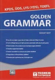 Uds Kpds Toefl Grammar Turkce