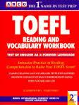 TOEFL - Reading And Vocabulary Workbook (1992)
