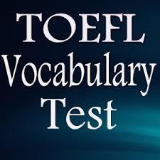 Toefl Vocabulary Overview