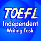 Toefl Independent Writing (Software)